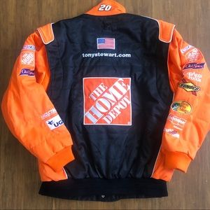 Tony Stewart racing jacket